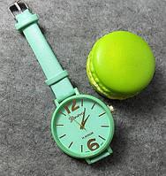 Женские часы GENEVA Candy Мятные, фото 1