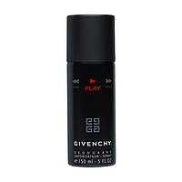 Givenchy Play Man Deo Spray Deo 150 ml. m оригинал