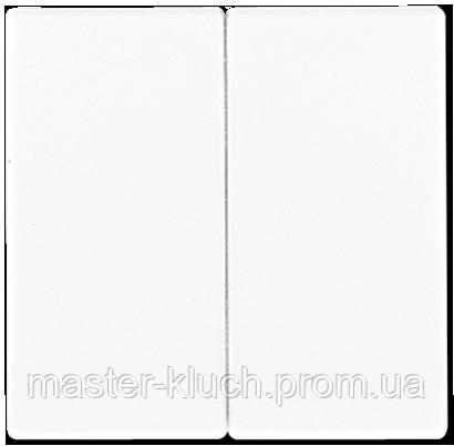 Клавиша 2-я Jung LS 990 белый/слоновая кость