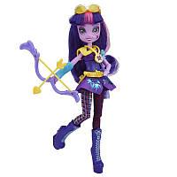 Кукла My Little Pony Твайлайт Спаркл Девушки Эквестрии Игры Дружбы Friendship Games