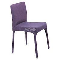 Стул Корсика Софт Люминс-25 фиолет, фото 1
