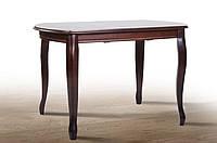 Стол обеденный Турин раскладной цвет орех темный 1100(+300)х700 мм