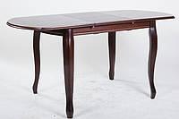 Стол обеденный Турин раскладной цвет орех 1200(+400)х800 мм