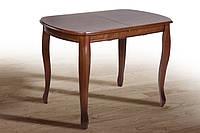 Стол обеденный Турин раскладной цвет орех 1100(+300)х700 мм