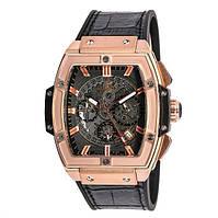 Hublot Senna Champion Gold мужские часы хронограф