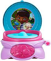 Disney Мой первый горшок Доктор Плюшева 3 в 1 The First Years Junior Doc Mcstuffins 3-In-1 Potty System