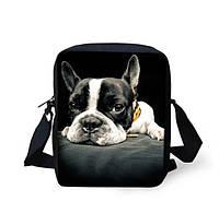 3D сумка с собачкой.
