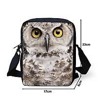 3D сумка с совой., фото 1