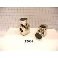 Фиксатор на шнур металлический (100 шт)