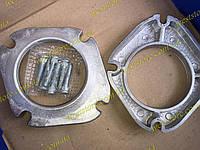 Комплект удлинителей подвески проставки Lanos Sens Ланос,Сенс передней (2 проставки+6 болтов)