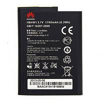 Оригинальный аккумулятор АКБ батарея Huawei G525 / HB4W1H 1750 mAh