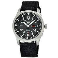 Часы Seiko 5 Military Automatic SNZG15K1, фото 1