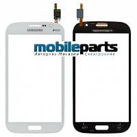 Оригинальный Сенсор (Тачскрин) для Samsung i9060i Galaxy Grand Neo Plus (Белый)