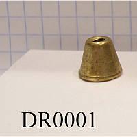 Наконечник маленький металлический (1000 шт)