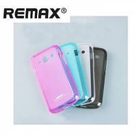 Ultra Thin Silicon Remax 0.2 mm Huawei Honor 4C Black