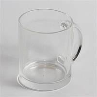 Чашка для сублимации стекло прозрачная 330 мл