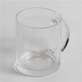 Чашка для сублимации стекло 300 мл (прозрачная)