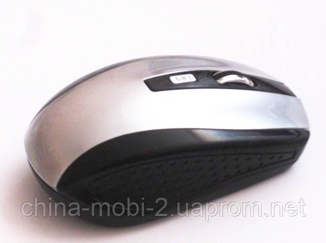 Мышь  оптическая беспроводная G109, grey