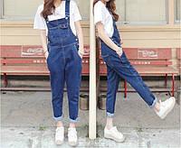 Комбинезон джинсовый женский W29 Комбинезоны джинсовые