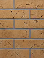 Плитка клинкерная фасадная ABC Антик Зандштайн (песочный камень)