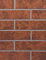 Плитка клинкерная фасадная ABC Гранит Рот, фото 1
