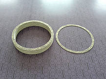 Прокладки фланцевые Ду 200 Pn 16 безасбестовые, фото 3
