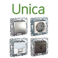 Механизмы Unica Schneider Electric