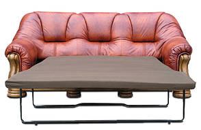 """Трехместный раскладной кожаный диван """"Sanremo"""" (210см), фото 3"""