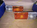 Подфарники Ваз 2103 2106 пластиковый корпус хром 2106-3712010, фото 4