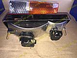 Подфарники Ваз 2103 2106 пластиковый корпус хром 2106-3712010, фото 5