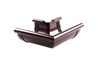 Угол внутренний 90 градусов для пластикового водостока PROFiL 90/75