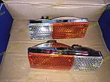 Подфарники Ваз 2103 2106 пластиковый корпус хром 2106-3712010, фото 8