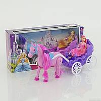 Карета с лошадью 686-715, фото 1