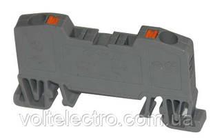 Клеммы проходные пружинные ORK на DIN-рейку 4 mm2