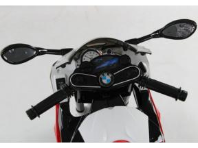 Детский электромотоцикл BMW 528 (Лицензированный EVA Колеса), фото 2