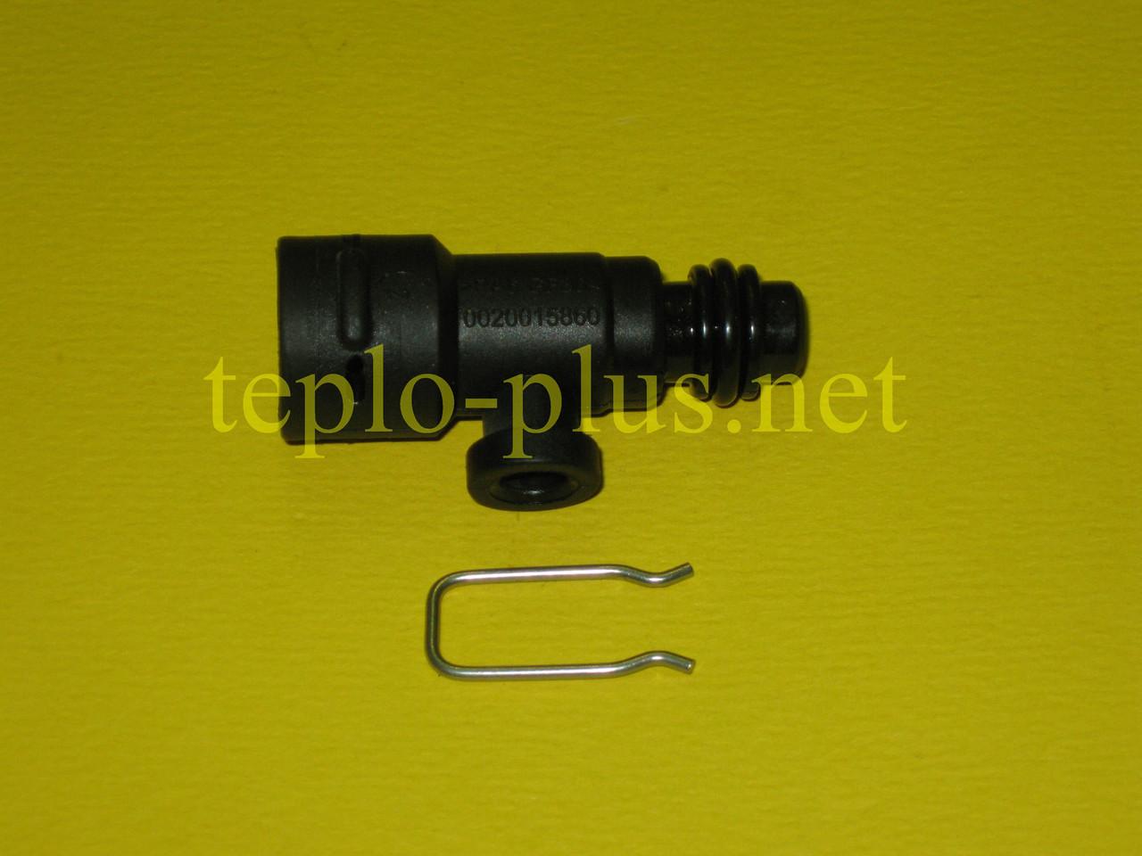 Адаптер манометра 0020023812 Vaillant atmoTEC Pro / Plus, turboTEC Pro / Plus, фото 2