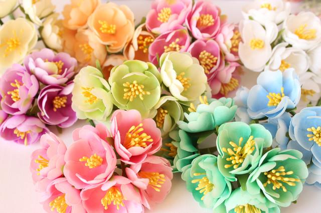 "Цветочки ""Марта"", диаметр 3,5-4 см"