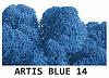 Стабилизированный мох. Цвет Artis Blue 19