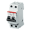 Автоматический выключатель SH 202 B 20 ABB