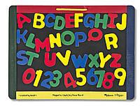Магнитная доска/Доска для рисования, Melissa&Doug