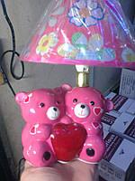 """Настольная лампа """"Влюбленные мишки"""""""