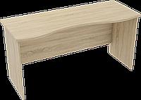 Стол прямой, офисная мебель
