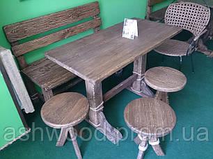 Стол Horeca деревянный/Стіл Horeca, дерев'яний, фото 2