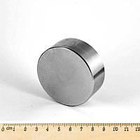 Магніт неодимовий (магнит неодимовый) 50x20 N42
