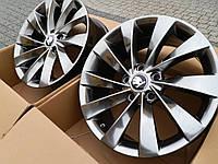 Литые диски R16 5x112, купить литые диски на SKODA SUPERB OCTAVIA II III, авто диски Ауді Шкода Фольксваген
