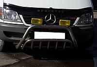 Кенгурятник WT002 (нерж.) - Mercedes Sprinter (1995-2006)