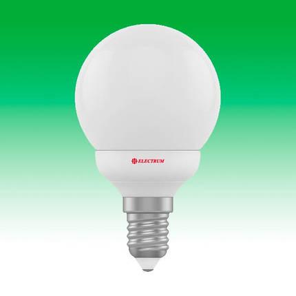 Светодиодная лампа LED 4W 2700K E14 ELECTRUM LB-5 (A-LB-1807), фото 2