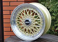 Литые диски 16 4x100 BBS RS 7,5j Daewoo Opel BMW E30 Skoda Seat Smart