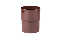 Соединитель трубы водосточной для пластикового водостока PROFiL 90/75