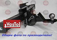 Быстросъемный фаркоп Lexus GX 470 (под штатный крепеж) c 2003-2009 г.